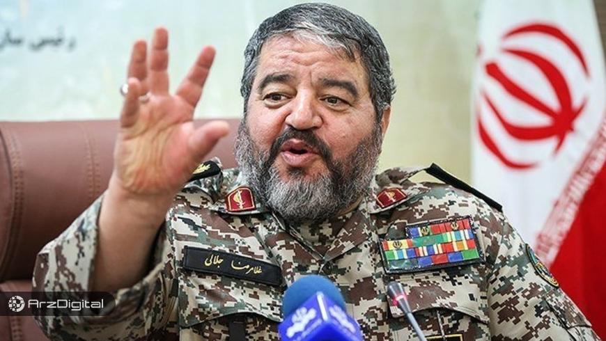 سردار جلالی: میتوانیم ارز دیجیتال ملی با پشتوانه نفت بسازیم و تحریمها را دور بزنیم