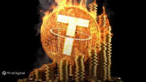 تتر 500 میلیون توکن USDT را از بین برد !