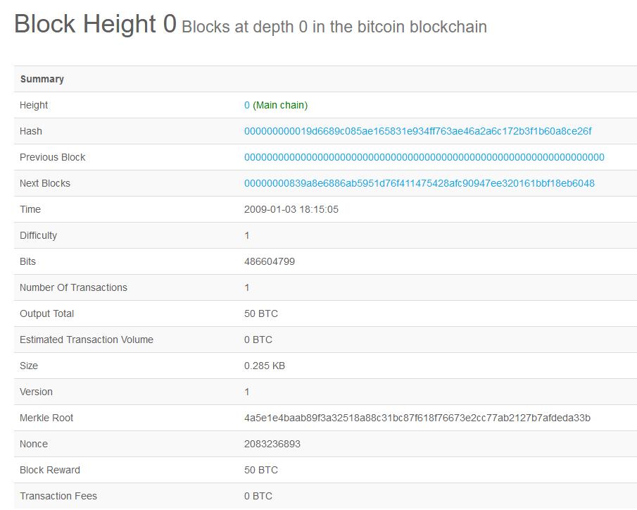 شماره یا ارتفاع بلاک (block height) در یک بلاک چین چیست؟
