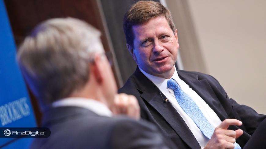 رئیس SEC: برای پذیرش ETF بیت کوین تا رفع مشکلات عجلهای نداریم