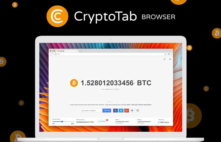 کریپتوتب (CryptoTab) چیست؟ یک طرح هرمی پیشرفته !