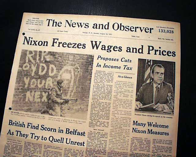 پول: از نیکسون تا ناکاموتو