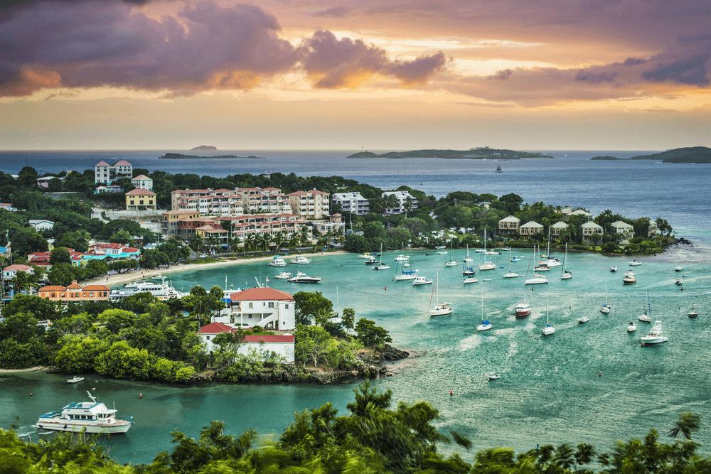 جزایر ویرجین ایالات متحده آمریکا