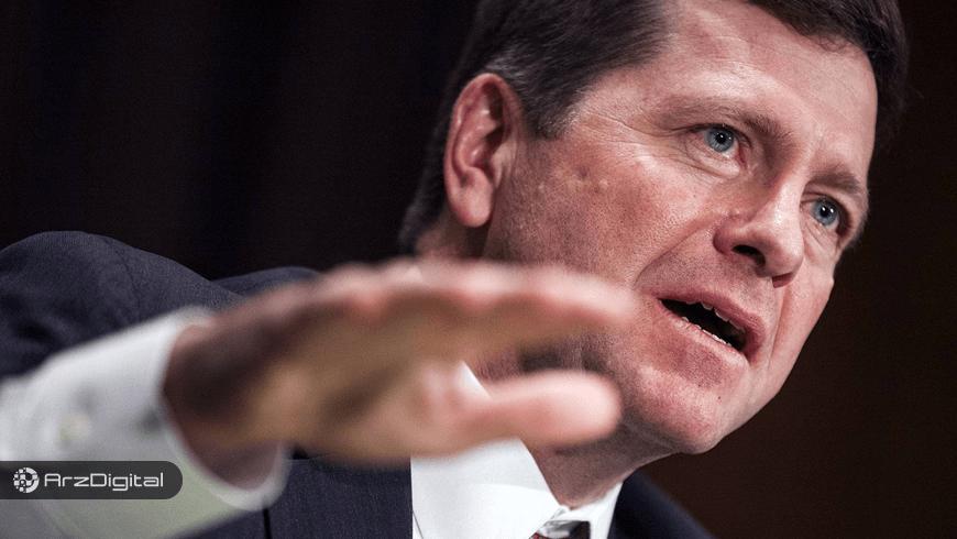 مقام ارشد SEC، جی کلیتون: ICOها در صورت پیروی از قوانین اوراق بهادار میتوانند موثر باشند