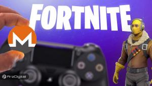 ارز دیجیتال مونرو به صورت انحصاری در فروشگاه بازی فورتنایت (Fortnite) به عنوان روش پرداخت پذیرفته شد !