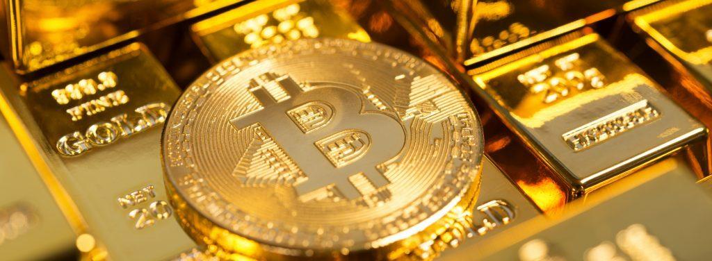 سرمایهگذاران بیت کوین در حال حرکت به سوی بازارهای طلا هستند !