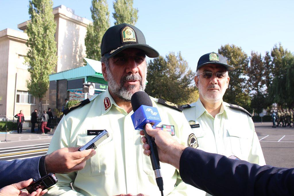 کشف انبار دستگاههای قاچاق استخراج ارز دیجیتال توسط پلیس استان البرز