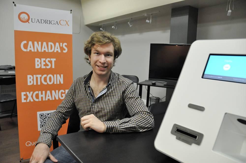 گم شدن 190 میلیون دلار ارز دیجیتال در پی مرگ رئیس صرافی کانادایی !