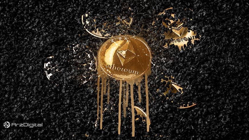 پاداشهای روزانه استخراج اتریوم به پایینترین میزان تاریخ خود رسیده است !