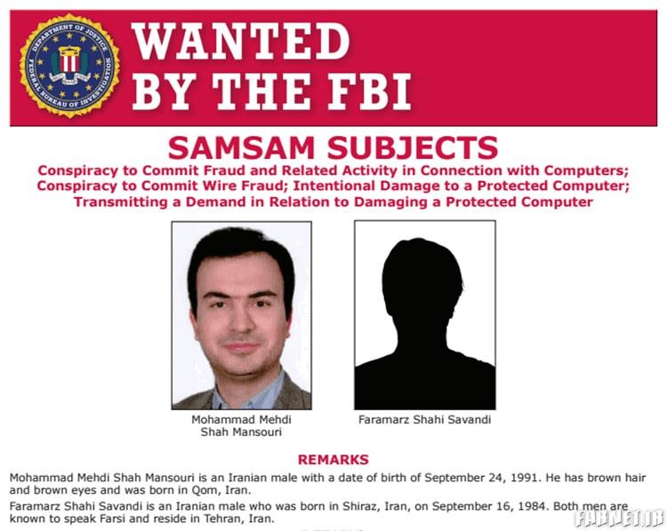 گزارش جنجالی: ارتباط صرافی ارز دیجیتال WEX با عاملان ایرانی باجافزار سامسام !