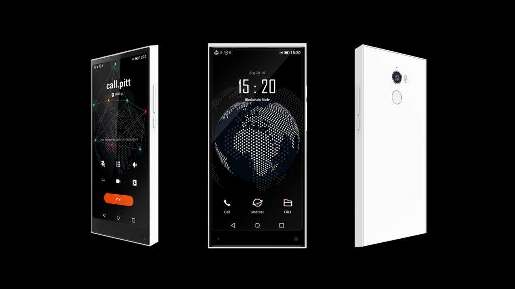 گوشی هوشمند Pundi X قابلیت تغییر وضعیت بین بلاک چین و آندروید را دارد