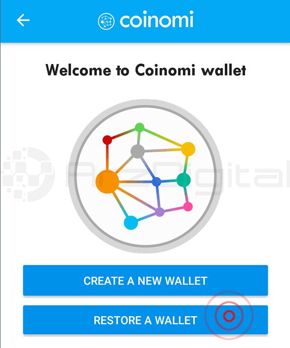 آموزش و بررسی کامل کیف پول کوینومی (Coinomi)