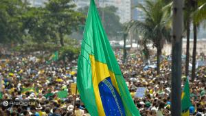 افزایش شدید حجم معاملات بیت کوین در برزیل/ نرخ تورم به بالاترین میزان ۴ سال اخیر رسیده است