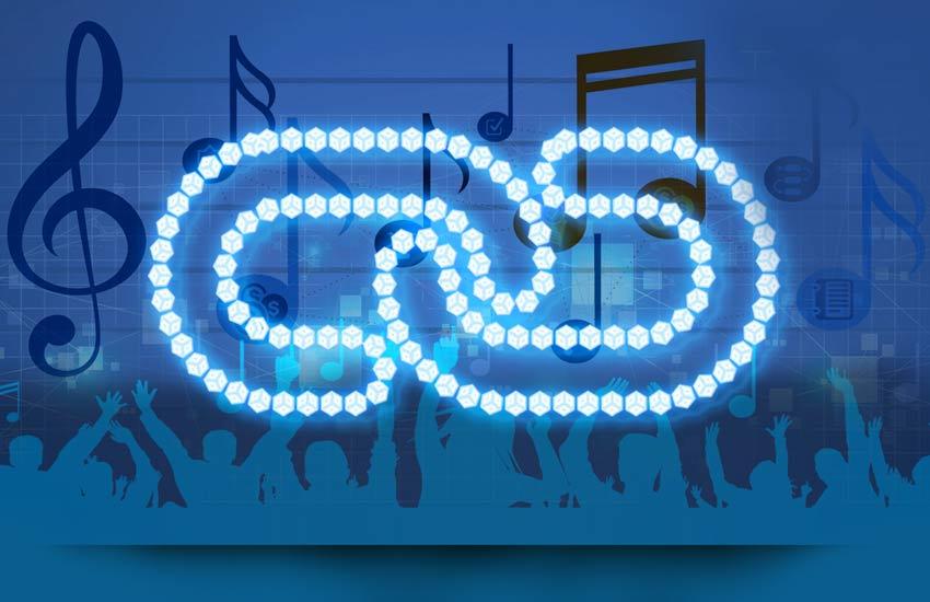 پایان انحصار موسیقی آنلاین با بلاک چین و ارزهای دیجیتال