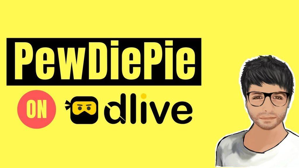 ستاره مشهور یوتیوب به پلتفرم اشتراک ویدیو غیرمتمرکز Dlive پیوست