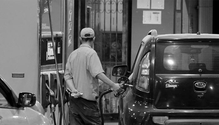 پمپ بنزین هلند