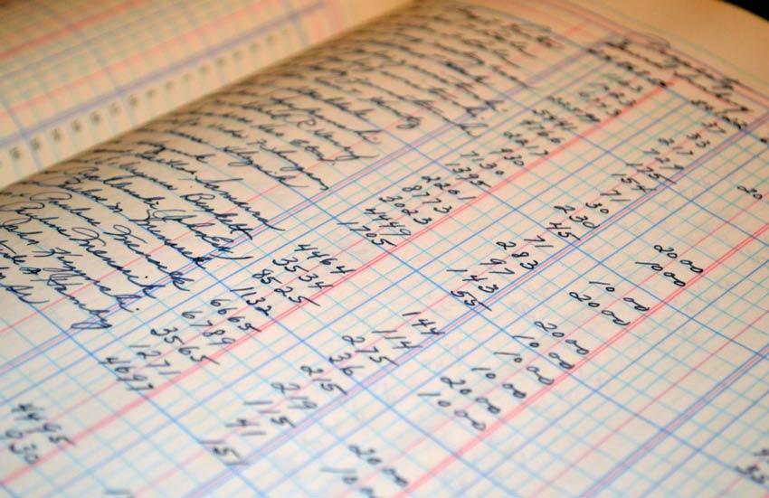 دفتر کل حسابداری