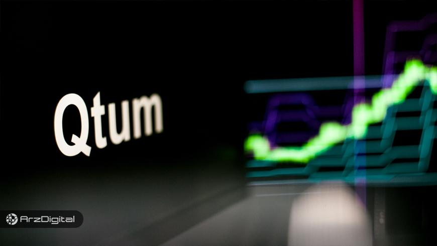حرکت کیوتوم (Qtum) در کانال صعودی/ حمایت و مقاومت در چه سطحی قرار دارد؟