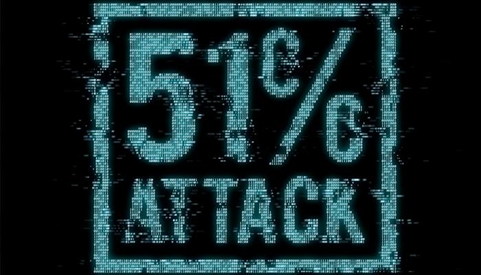 ماینرهای بیت کوین کش برای جلوگیری از خرابکاری مهاجم ناشناس حمله 51 درصد انجام دادند