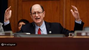 نماینده کنگره آمریکا: جلوی ارزهای دیجیتال را بگیرید !
