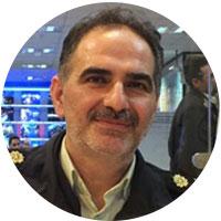 رئیس پلیس فتای تهران سرهنگ تورج کاظمی