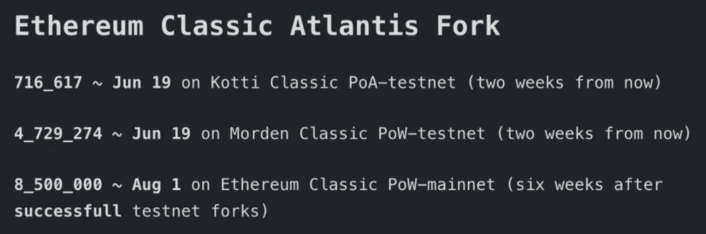 زمانبندی هارد فورک آتلانتیس اتریوم کلاسیک