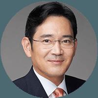 جی وای لی (Jay Y. Lee)، معاون رئیس شرکت سامسونگ