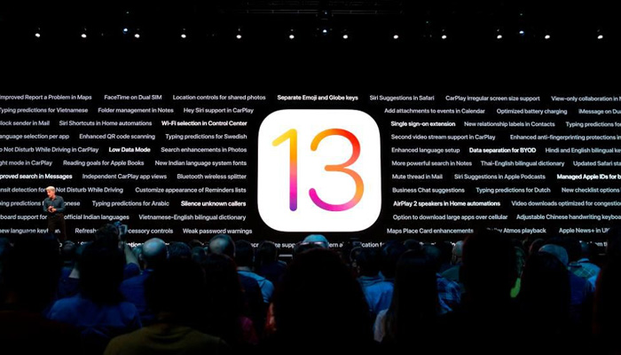 بروزرسانی سیستم عامل iOS 13 اولین حرکت اپل به سمت ارزهای دیجیتال است