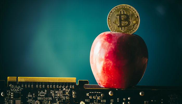 حرکت اپل به سمت ارزهای دیجیتال، میتواند قابلیتهای این فناوری را با رابط کاربری بهبود یافته ای در اختیار کاربران قرار دهد