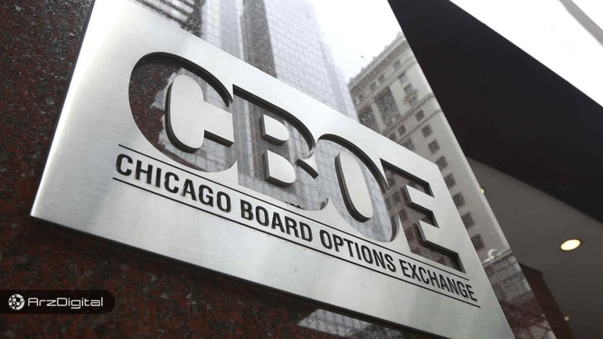 قرارداد آتی بیت کوین در CBOE دیگر معامله نخواهد شد