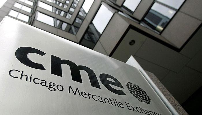 از تاریخ 17 ژوئن تا کنون، تعداد قراردادهای آتی تسویه نشدهی بیت کوین گروه بورس بازرگانی و کالای شیکاگو (CME) به 5.311 مورد و یا 26.555 بیت کوین رسیده است.