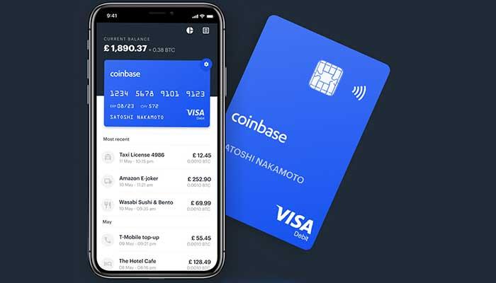 امکان استفاده از کارت اعتباری کوین بیس در 6 کشور اروپا فراهم شد