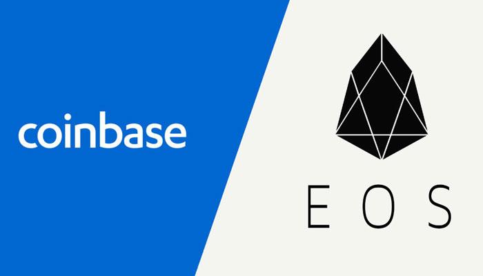 صرافی کوینبیس EOS را اضافه میکند