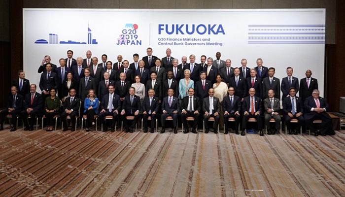 نشست وزراء اقتصادی و رؤسا بانکهای مرکزی در گروه بیست اقتصاد بزرگ، در نوزدهم و بیستم مارس امسال در بوئنوسآیرس و با موضوع ارزهای دیجیتال برگزار شد.