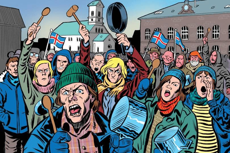ایسلند تا آمستردام؛ داستان بزرگترین سرقت تاریخ ایسلند   قسمت اول