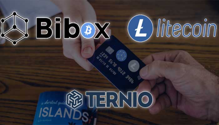 همکاری بنیاد لایت کوین با صرافی بیباکس (Bibox) و شرکت بلاک چینی ترینو (Terino) برای عرضه کارت اعتباری ارز دیجیتال