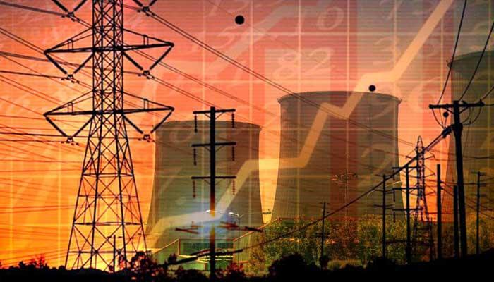 Electricity Mast