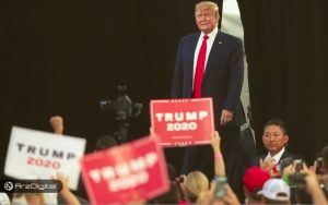 ترامپ بیت کوین را به موضوع انتخابات ریاست جمهوری تبدیل کرده است