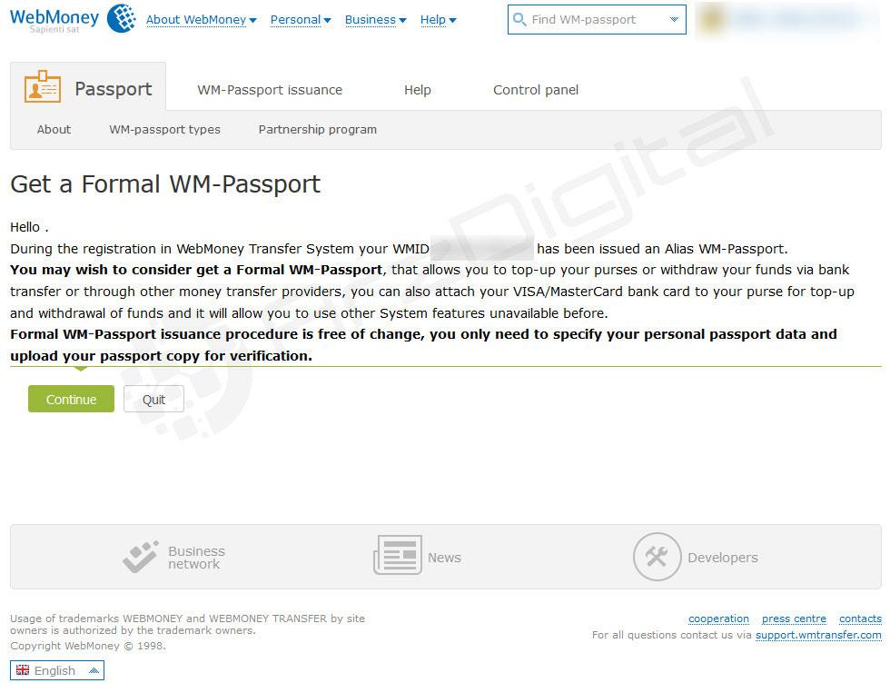 وب مانی چیست؟/ آموزش افتتاح حساب وب مانی و احراز هویت در آن
