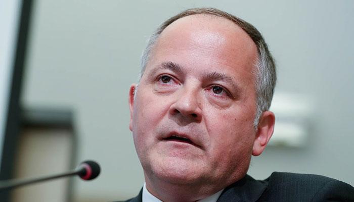 بنوا کوغه (Benoît Cœuré)، یکی از اعضای هیئت اجرایی بانک مرکزی اروپا