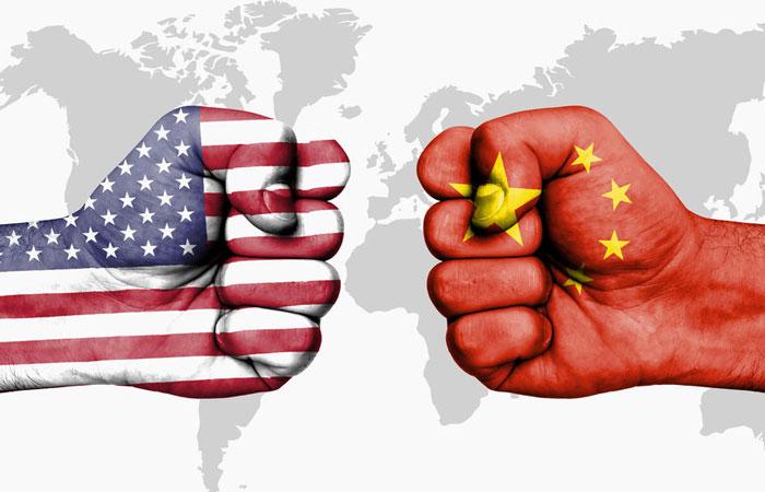 جنگ اقتصادی چین و آمریکا