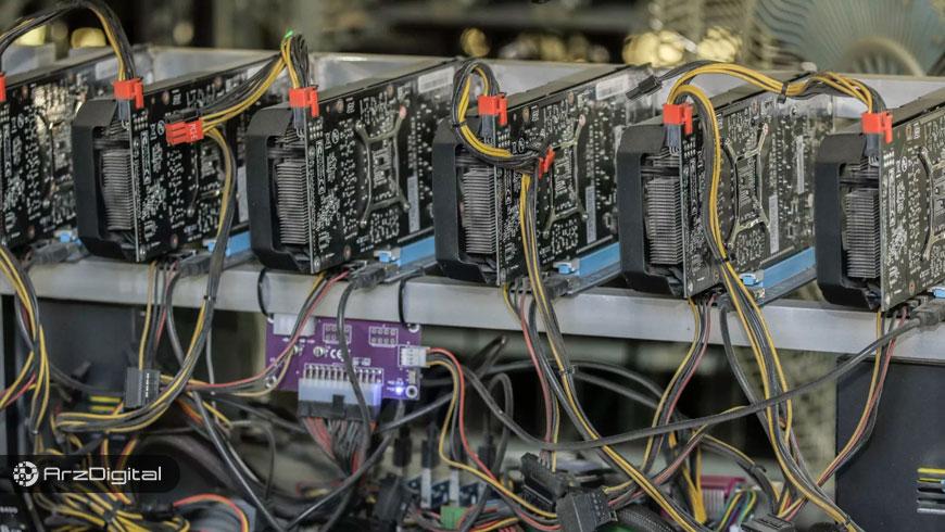 کشف 4750 دستگاه استخراج ارز دیجیتال در استان البرز