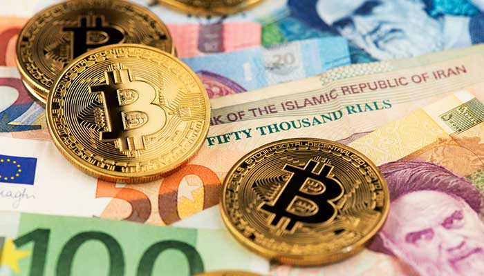 Rial and Bitcoin