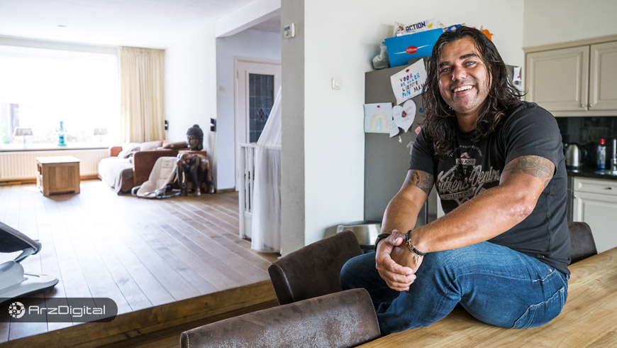 داستان پدری که تمام زندگیاش را در بیت کوین سرمایهگذاری کرده است!