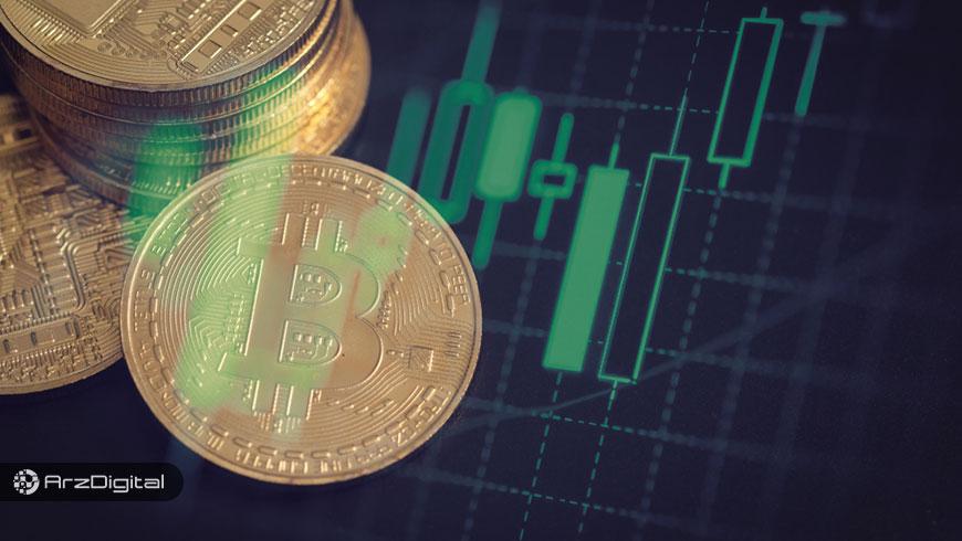 نمودار قیمت بیت کوین از یک تقاطع طلایی قریبالوقوع خبر میدهد