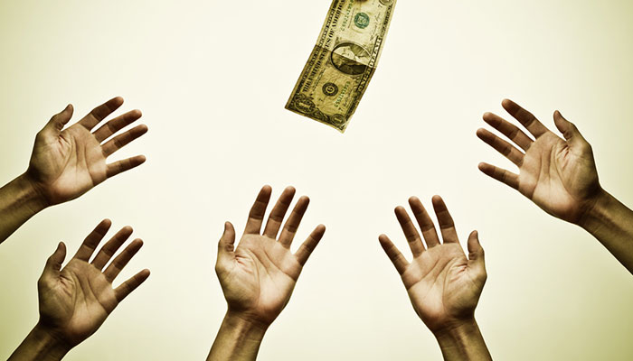 تقاضا برای دلار