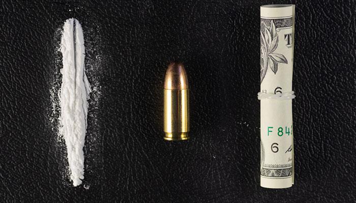 جرم با دلار