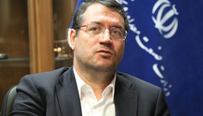 رضا رحمانی، وزیر صمت