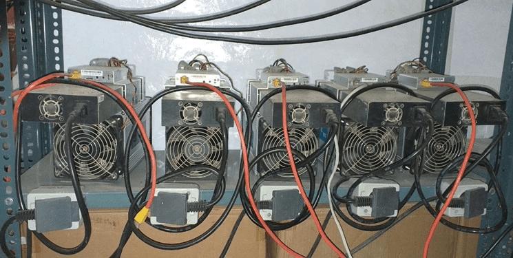 کشف مرکز بزرگ استخراج بیت کوین در ورامین؛ اخذ 9 میلیارد تومان مابهالتفاوت هزینه برق!
