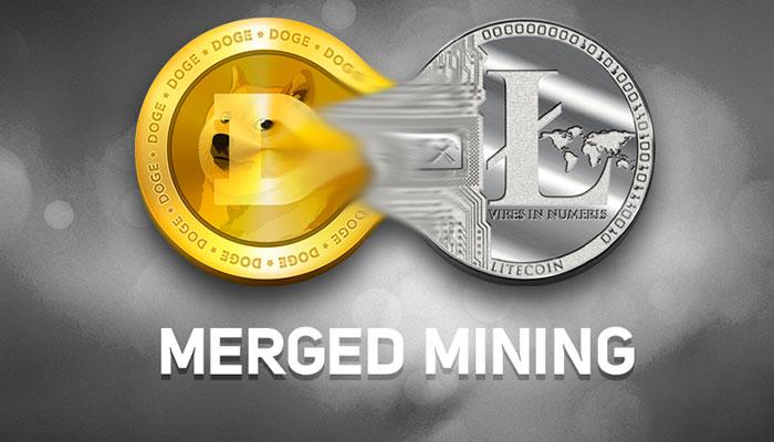 تأثیر نصف شدن پاداش بیت کوین و لایت کوین به وسیلهی استخراج ترکیبی (Merged Mining) کاهش پیدا خواهد کرد.